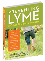 Preventing Lyme and other tick borne diseases