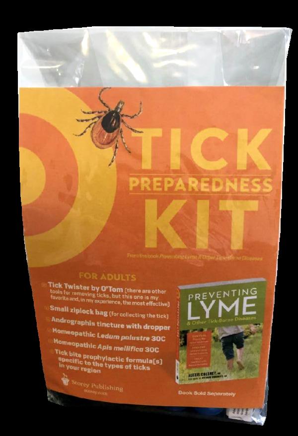 Tick Preparedness Kit